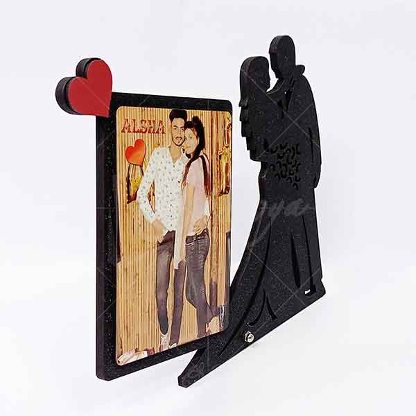 Romantic photo frames for couples
